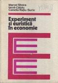 Experiment si euristica in economie
