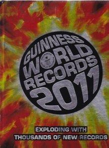 Guiness World  Records 2011 / Cartea recordurilor