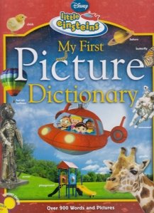 My First Picture Dictionary / Primul meu dictionar ilustrat