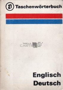 Taschenworterbuch Englisch-Deutsch / Dictionar de buzunar Englez-german