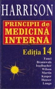 Harrison Principii de medicina interna