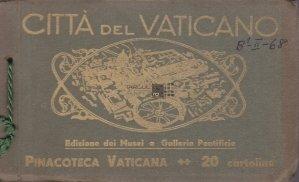 Citta del Vaticano / Orasul Vatican Pinacoteca Vaticana