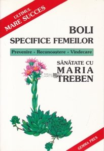 Boli specifice femeilor