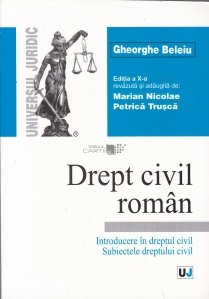 Drept civil roman