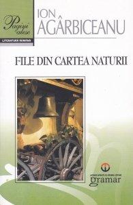 File din cartea naturii
