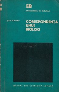 Corespondenta unui biolog