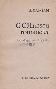 G. Calinescu-romancier