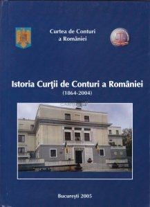 Istoria Curtii de Conturi a Romaniei