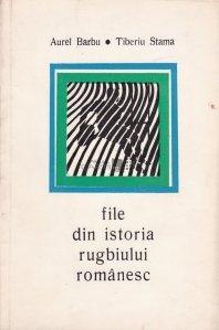 File din istoria rugbiului romanesc