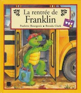 La rentree de Franklin / Intoarcerea la scoala a lui Franklin