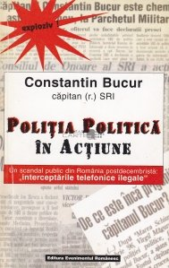 Politia politica in actiune