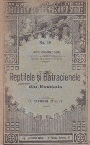 Reptilele si Batracienele din Romania