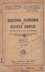 Anatomia, fiziologia si higiena omului