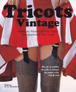 Tricots vintage / Tricoturi de epoca