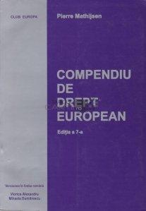 Compediu de drept European