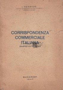 Corrispondenza commerciale Italiana / Corespondenta comerciala Italiana. Schimburi cu straini