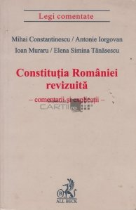 Constitutia Romaniei revizuita