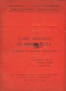 Curs intensiv de limba rusa