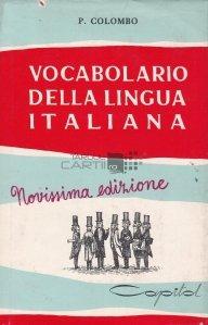 Vocabolario della lingua italiana / Vocabularul limbii italiene