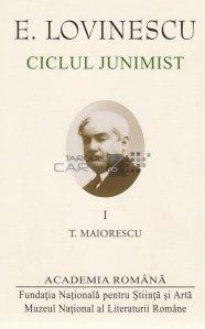 Ciclul junimist