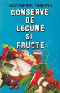 Conserve de legume si fructe